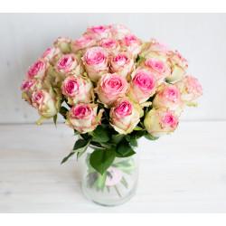 Монобукет из 25 роз Esperance