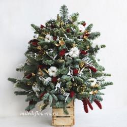 """Елка интерьерная """"Рождество"""""""