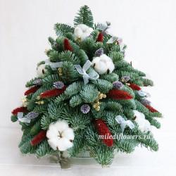 """Новогодняя елочка """"Зимняя сказка"""""""